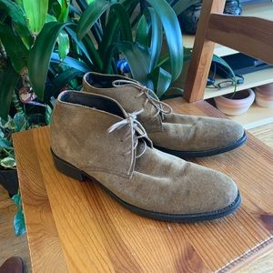 Liv Tyler Suede Boots